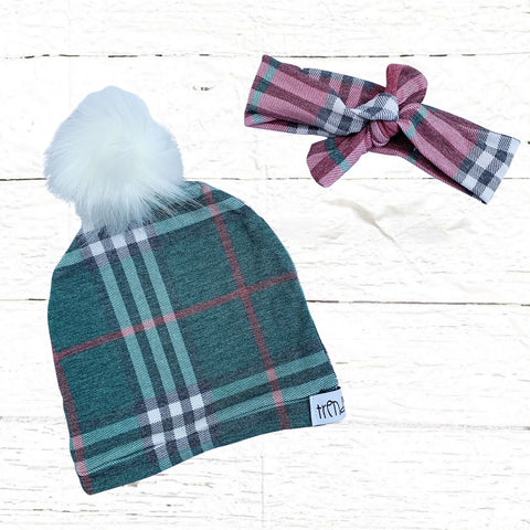 Cute in Plaid Accessories!!