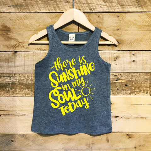 Sunshine Tee Or Tank