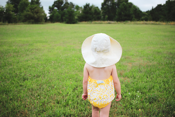 The Emersyn Sunsuit Romper