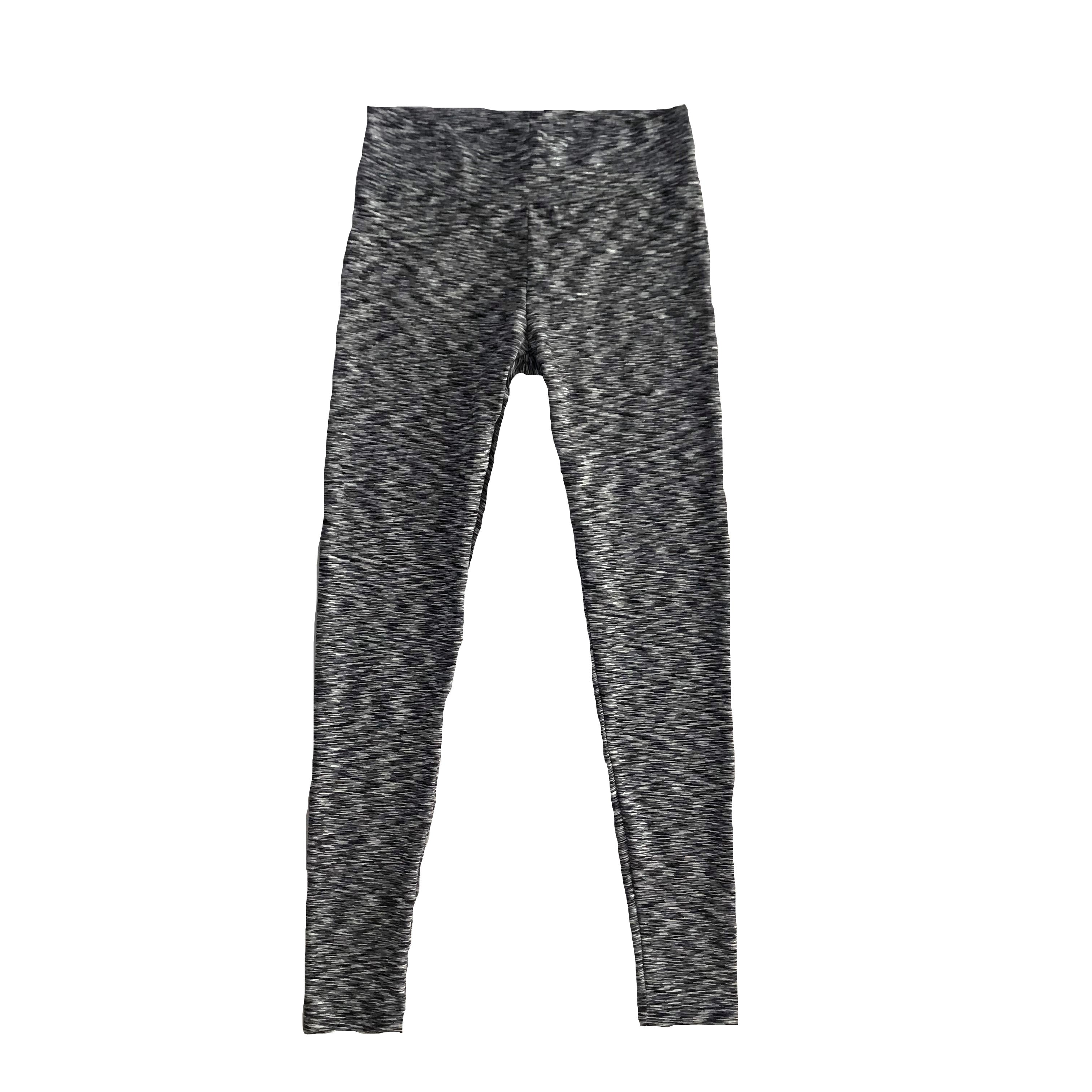 Women's Yoga Pants - monochrome or solid black