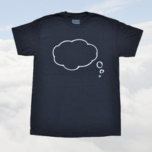 Cloud Logo T Shirt - Black