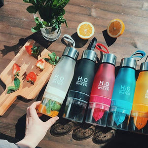 H²O Fruit Infusion Water Bottle - Glamor House