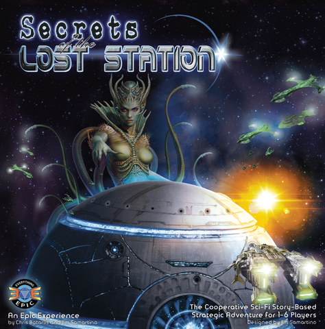 Secrets of the Lost Station - Core Game