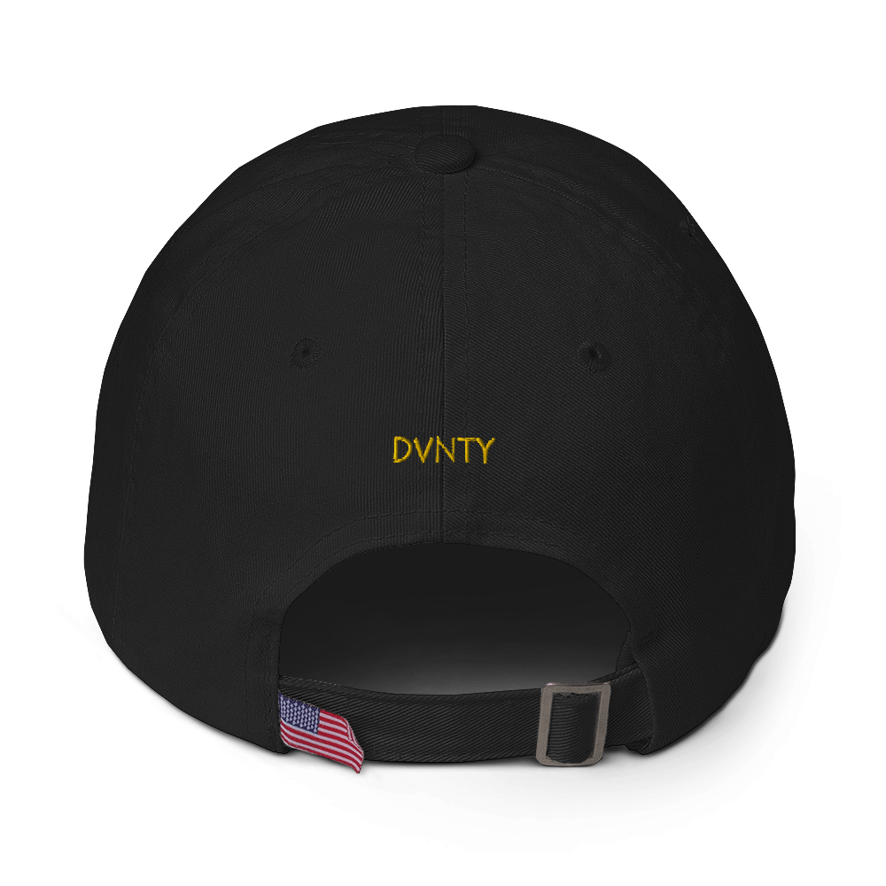 Create Dad Hat (Black)