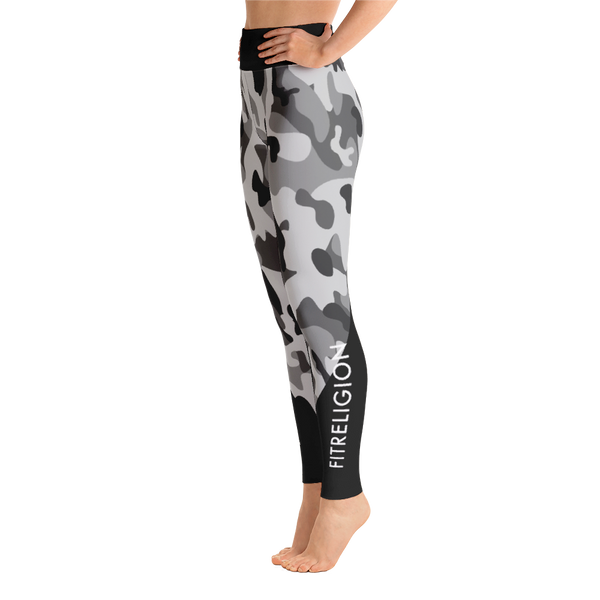 Women's Snow Camo All-Over Leggings
