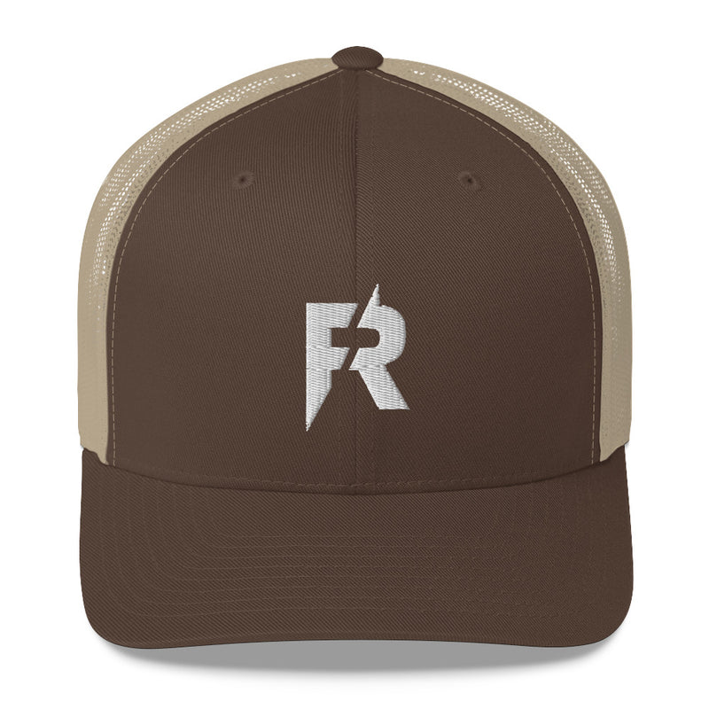 Curved Elite Trucker Cap