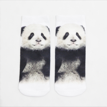 Funny 3D Printed Cotton Ankle Socks -Different Styles!