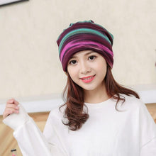 Winter Beanie Knitted Hat