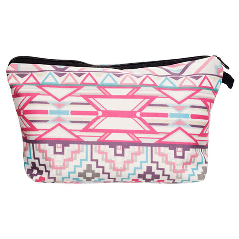Statement Cosmetic Travel Pouch - Hippie - Unicorn Makeup Brush