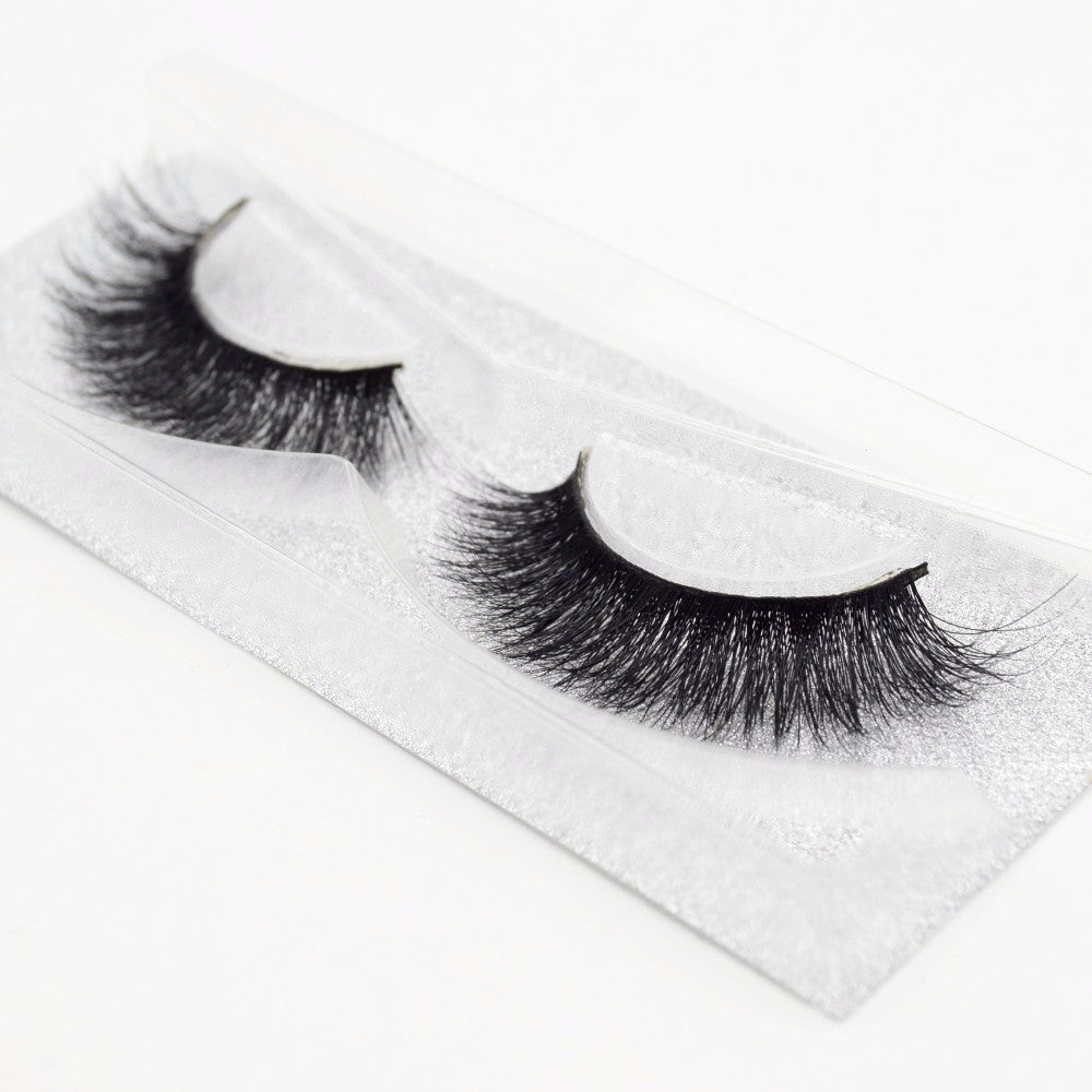 Black Dust - 3D Luxury Mink Lashes - Unicorn Makeup Brush