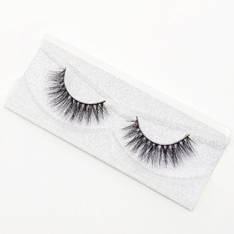 Galaxy - 3D Luxury Mink Lashes - Unicorn Makeup Brush