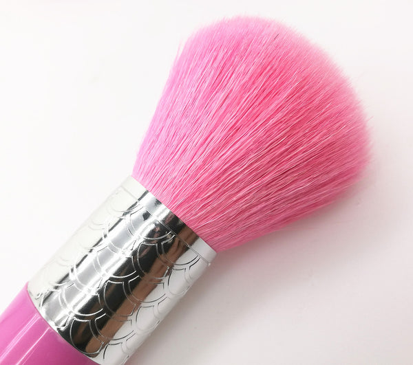 Luxury Plush Powder Brush - Unicorn Makeup Brush