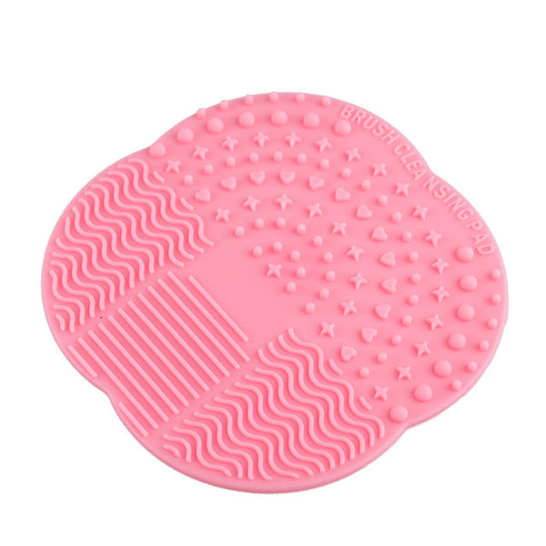 Mid-Size Makeup Brush Cleaning Mat - Unicorn Makeup Brush