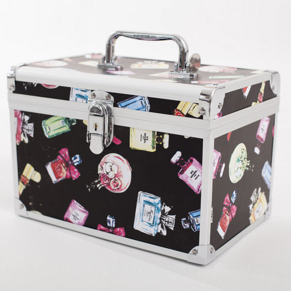 Large Suitcase Travel Organizer - Unicorn Makeup Brush