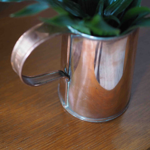 COPPER POT/JUG