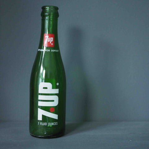 7-Up bottle from the USA