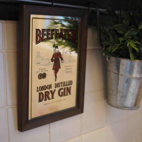 BEEFEATER GIN SMALL MIRROR