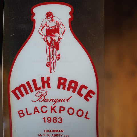 CYCLING 'MILK RACE' MEMORABILIA 1983