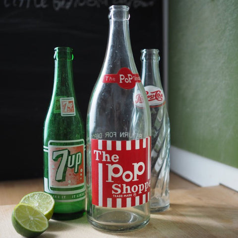 VINTAGE CANADIAN BOTTLES