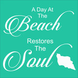 SIGN Design - Day At The Beach