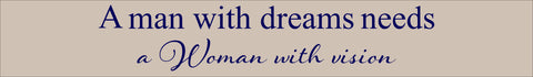 SIGN Design - Man with Dreams