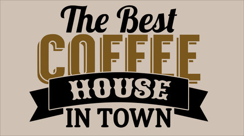 SIGN Design - Best Coffee House