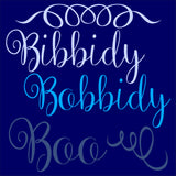 SIGN Design - Bibbidy Bobbidy Boo