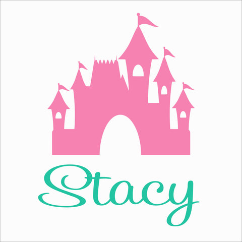 SIGN Design - Castle Personalized