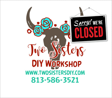 07/18 - 07/26 Studio Closed- No Public Workshops