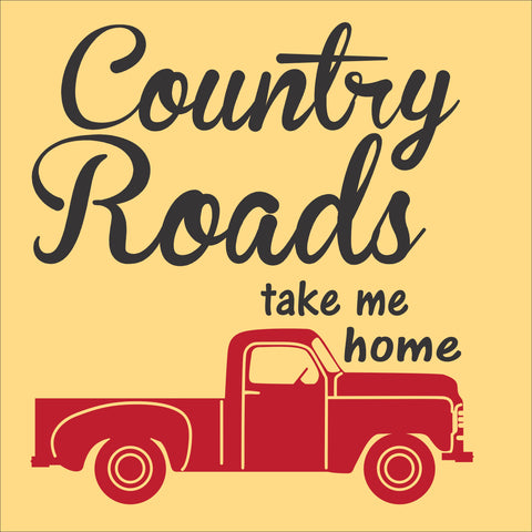 SIGN Design - Country Roads