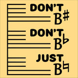 Sign Design - Dont B Music