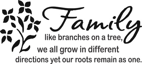 SIGN Design - Family Branches