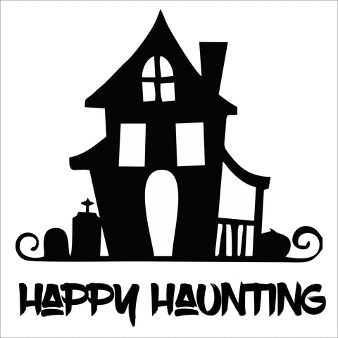 SIGN Design - Happy Haunting