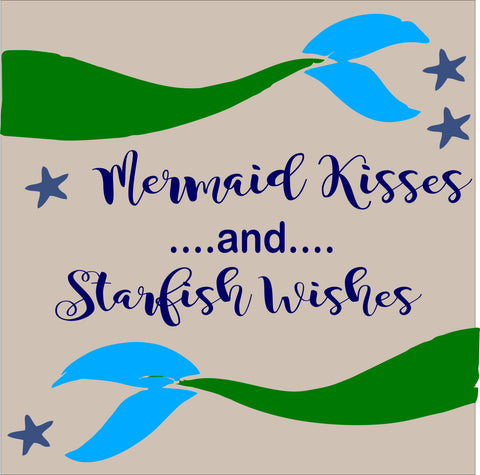 SIGN Design - Mermaid Kisses