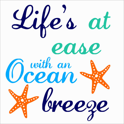SIGN Design - Lifes at Ease with an Ocean Breeze