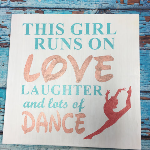 SIGN Design - Love, Laughter and Dance
