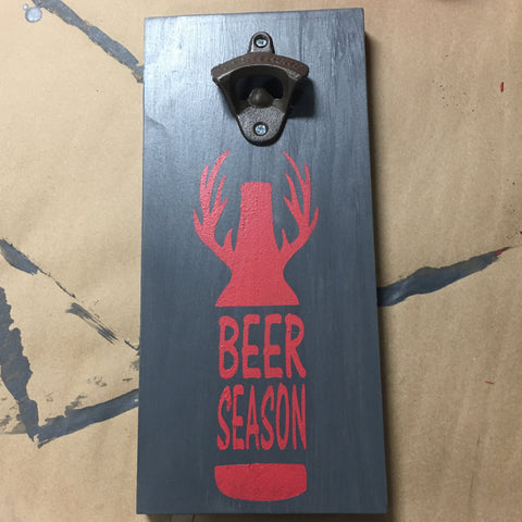 SIGN DESIGN - Beer Opener - Beer Season