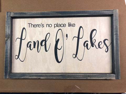 SIGN Design - No place like