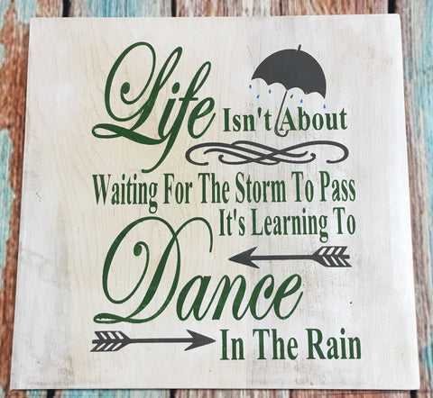 SIGN Design - Dance in the rain