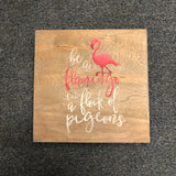 SIGN Design - Flamingo