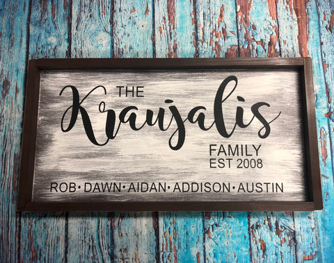 SIGN Design - Complete Family