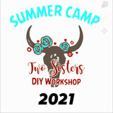 08/02- 08/06 Summer Break DIY Kids Camp- Public workshop