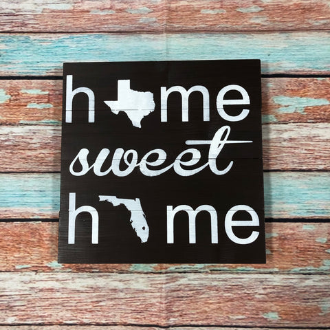 SIGN Design - Home Sweet Home 2 states