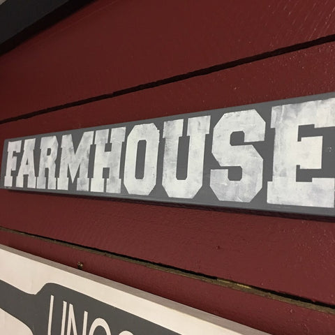 SIGN Design - FARMHOUSE horizontal