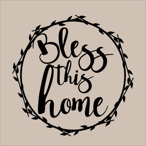 SIGN Design - Bless This House