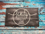 SIGN Design - Family Love