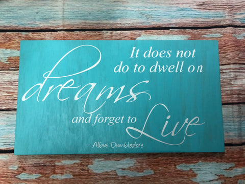 SIGN Design - Dwell on Dreams