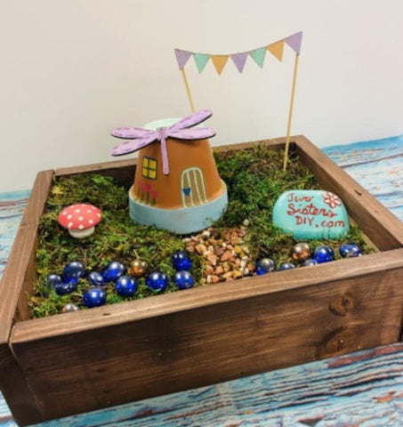 RTS - DIY Kit - Fairy Garden Kit