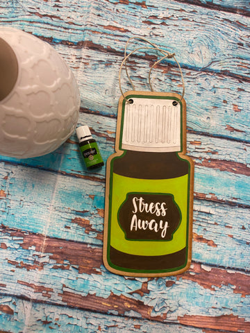 RTS - DIY Kit Essential Oil Door Hanger