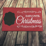 SIGN Design - Christmas Countdown